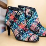 Soulyé_Chloé Tweed Multicolore