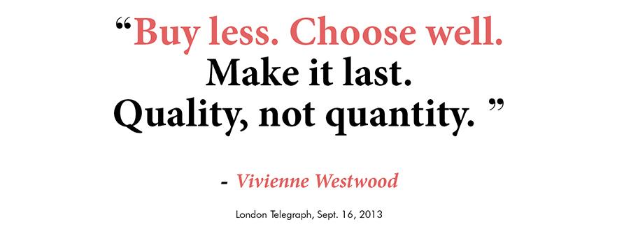citation Vivienne Westwood