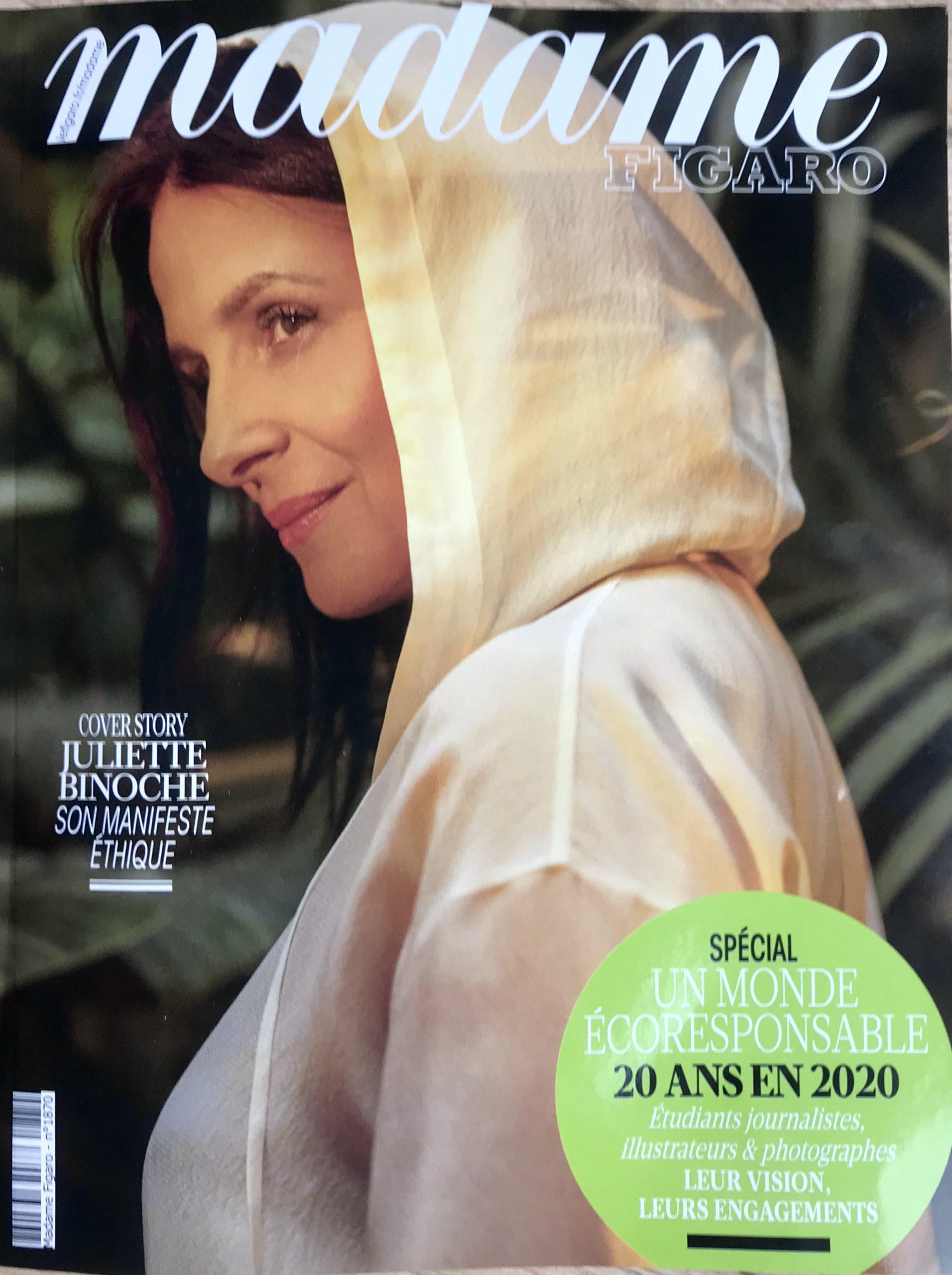 MADAME FIGARO 26.06.2020