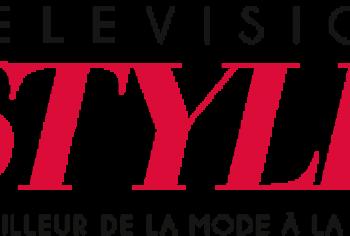 logo television style